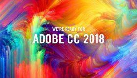 Adobe CC 2018大师版v8.2(中文/英文版)Adobe Creative Cloud 2018.1 Win/Mac 破解版