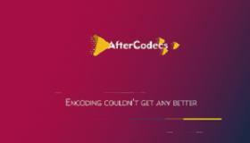 AE/PR/AME插件:特殊编码加速输出渲染插件 Aescripts AfterCodecs v1.6.0 + 使用教程