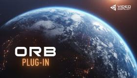 AE插件:VideoCopilot最新三维星球插件ORB for Win&MAC+教程 By AK