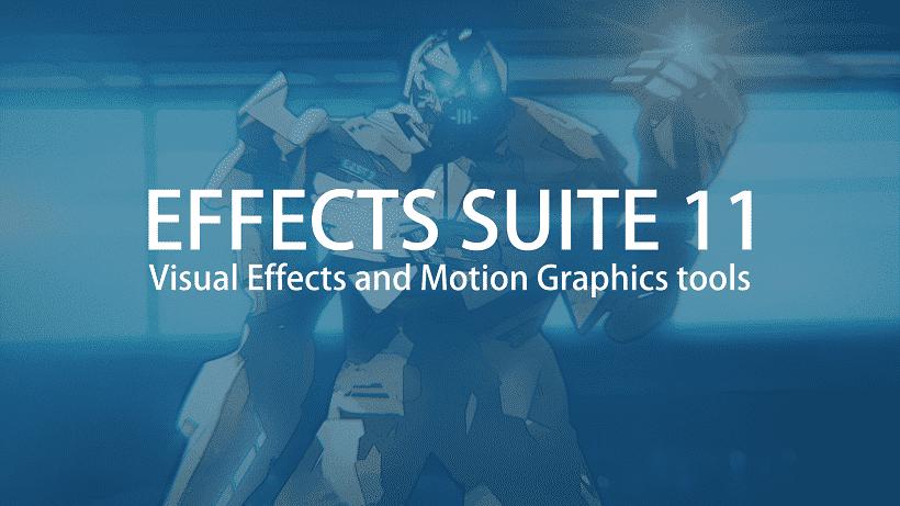 红巨星特效套装 Red Giant Effects Suite 11.1.12 CS5-CC2019 Win/Mac AE&PR插件-第1张
