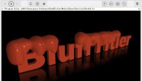 3D文字制作软件 BluffTitler Ultimate v14.2.0.1