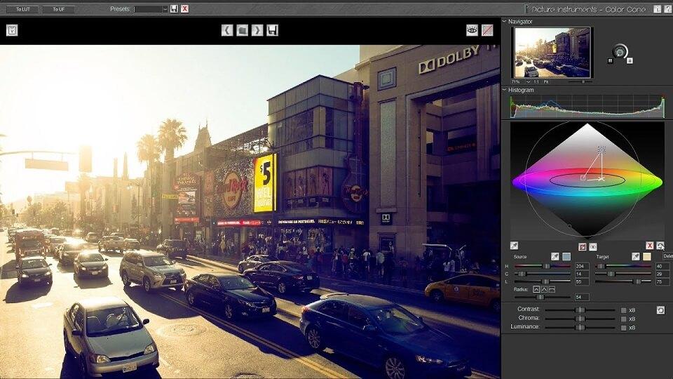 专业肤色保留视频调色AE插件 Color Cone v2.3 For After Effects AE插件-第1张