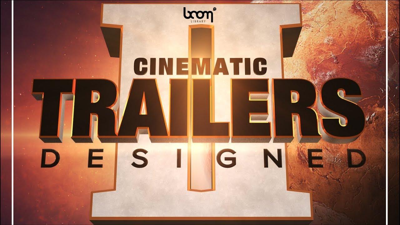 246款电影视频预告片专业影视后期配乐音效库素材(立体声+5.1环绕声道) BOOM Cinematic Trailers Designed 2 背景音乐-第1张