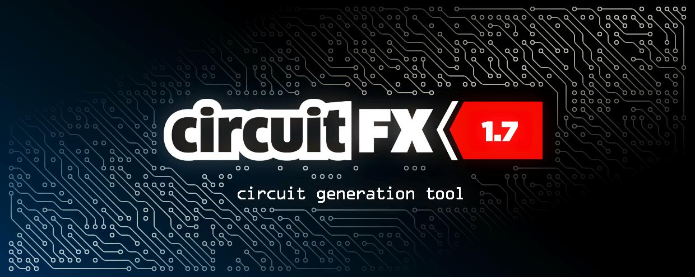AE脚本-高科技电流电路板线路动画 circuitFX v1.70 + 使用教程 AE脚本-第1张