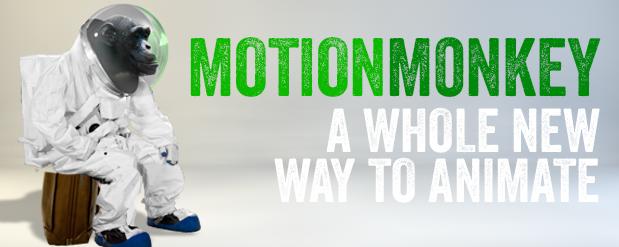 AE脚本-快速添加Motion动画脚本 Motion Monkey V1.02+使用教程 AE脚本-第1张