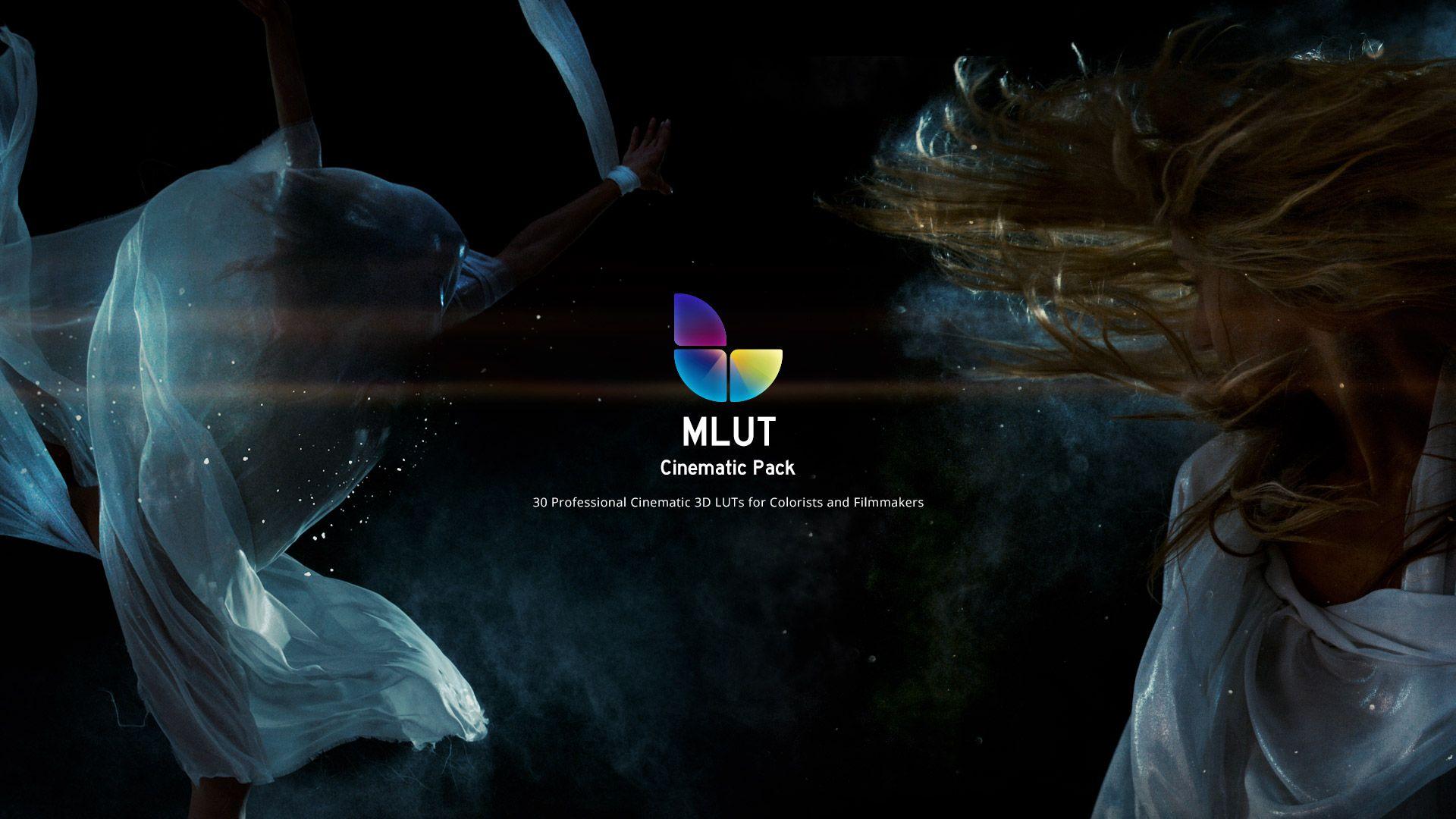 电影级调色预设30组专业LUTS-MotionVFX mLut Cinematic Pack AE预设-第1张