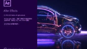 AE CC 2020影视特效合成软件中英文破解版 Adobe After Effects 2020