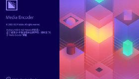 AME 2020 视频音频编码软件中文英文破解版 Media Encoder 2020