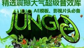 Audio Jungle 超级音效库影视片头配乐2019年6月新增30G背景音乐