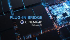 C4D旧版插件桥接工具 Bridge Plugins for CINEMA 4D R20-R21