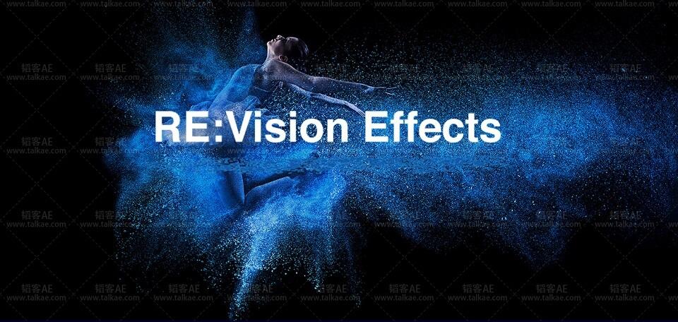 REVisionFX Effections Plus v20.0.3 CE 含Twixtor/RSMB等常用插件-Ae/Pr插件 AE&PR插件-第1张
