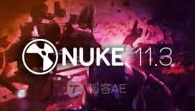 Nuke Studio 11.3v6 节点式影视特效合成软件
