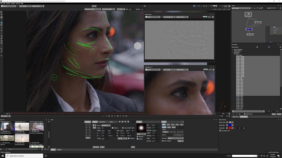 专业影视抠像Roto威亚擦除软件 Boris FX Silhouette 2020.0.1 Win x64 Silhouette-第3张