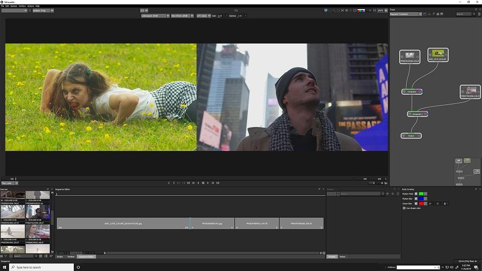 专业影视抠像Roto威亚擦除软件 Boris FX Silhouette 2020.0.1 Win x64 Silhouette-第10张