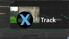PFTrack 专业摄像机反求跟踪软件 The Pixel Farm PFTrack 2017.06.23 Win/Mac破解版