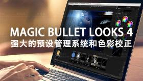 Red Giant Magic Bullet Looks 4.0.8 调色插件+Looks调色预设合集