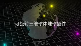 三位地球球体旋转插件 Power Sphere v1.1.6 Win-AE插件