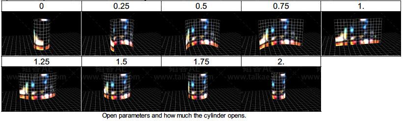 AE插件-三维圆柱体制作插件 Aescripts Power Cylinder v1.1.3 Win破解版 + 使用教程 插件-第2张