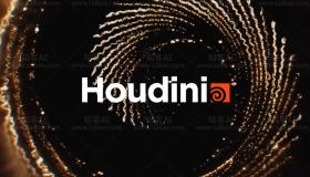 SideFX Houdini FX v18.0.416 高端影视特效制作软件