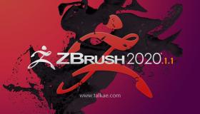 ZBrush v2020.1.1 数字雕刻建模和绘画软件