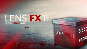 CinePacks Lens FX 2 彩色镜头耀斑炫光特效视频素材