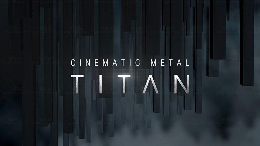 【音效素材 】800个大气震撼冲击音效素材 BOOM Library – Cinematic Metal Titan-CG烟尘后期资源站